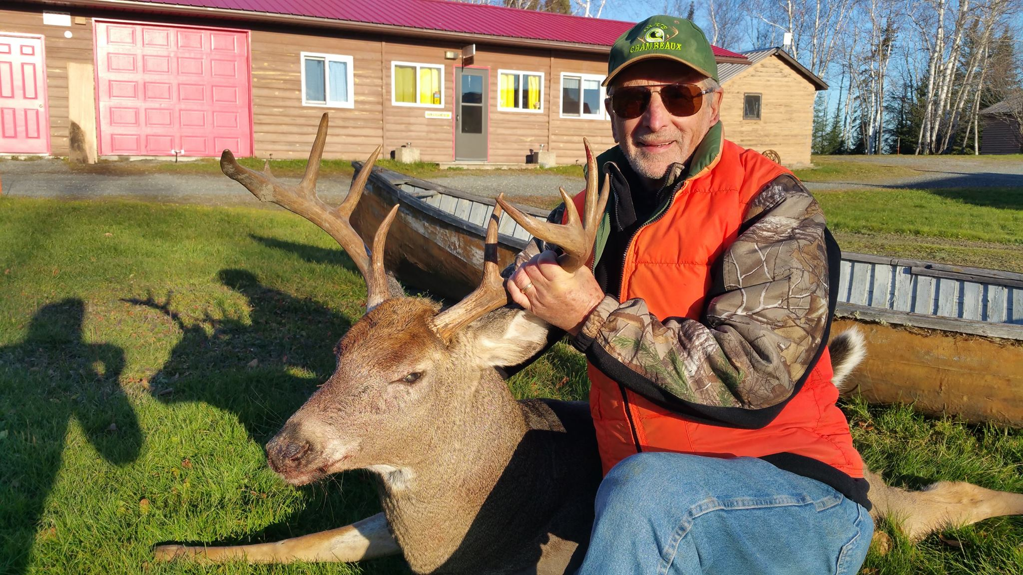 Ontario Whitetail Deer Hunting - Early Season Private Land